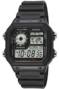 casio-collectionAE-1200WH-recensione